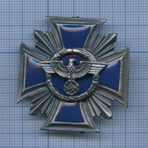 Знак «За 15 лет выслуги вНСДАП» (копия) (Германия (Третий рейх))