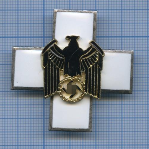 Знак «Почетный орден Немецкого красного креста 2-го класса» (копия) (Германия (Третий рейх))