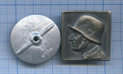 Знак «СС» (копия) (Германия (Третий рейх))