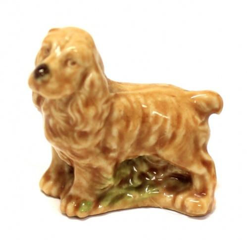 Фигурка «Собака» (клеймо «Made England», 3,5 см) (Великобритания)