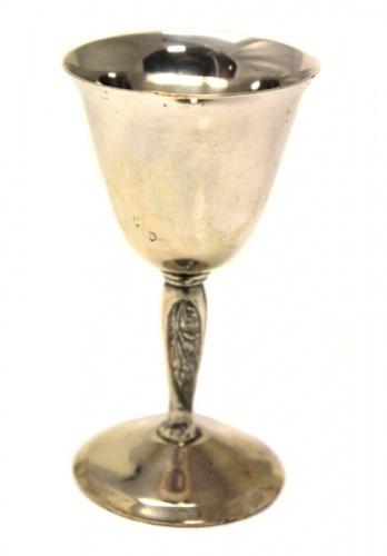 Бокал для вина «Yeoman» (9.5 см, серебрение) (Великобритания)