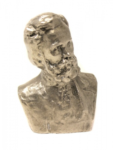 Бюст «Иван Сергеевич Тургенев» (12 см) (СССР)