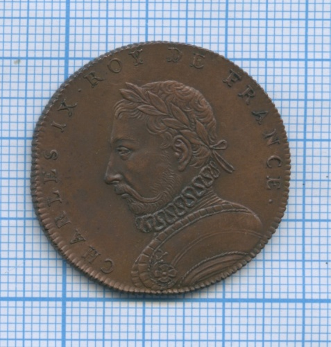 Медаль «Charles IX» (Франция)