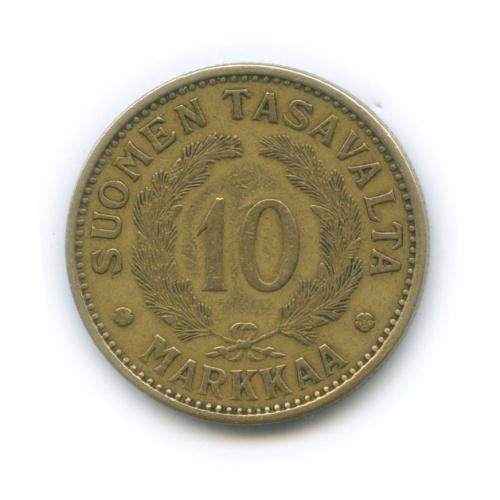 10 марок 1931 года (Финляндия)