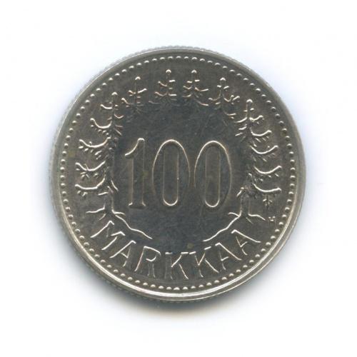 100 марок 1958 года (Финляндия)