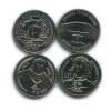 Набор юбилейных монет 10000, 20000 злотых 1992, 1994 (Польша)