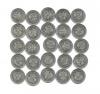 Набор монет 5 рублей 2016 года ММД (Россия)