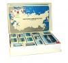 Набор спичечных коробок соспичками «Морфлот» (коллекционные, взаводской упаковке, 25 упаковок) (СССР)