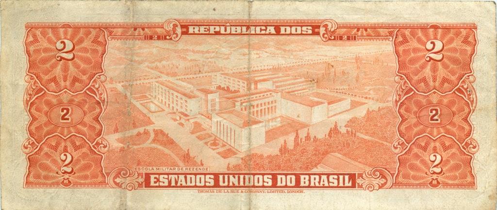 2 крузейро (Бразилия)
