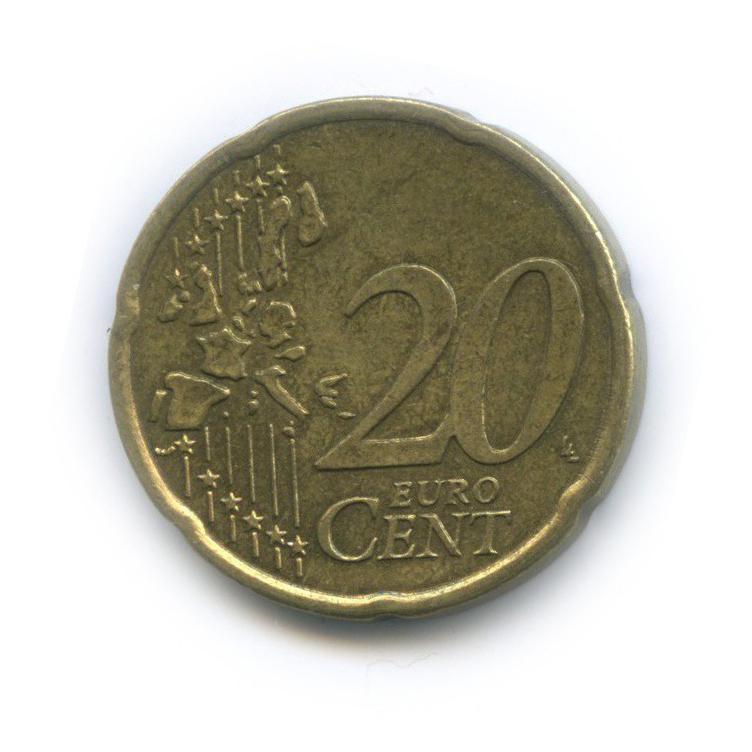 20 центов 1999 года (Финляндия)
