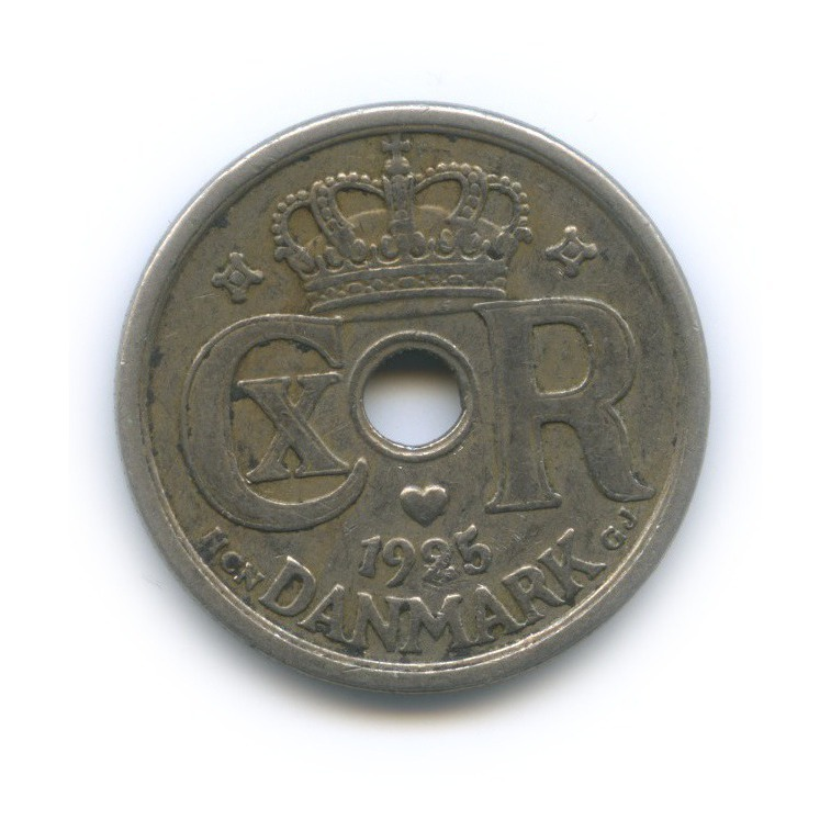 25 эре 1925 года (Дания)