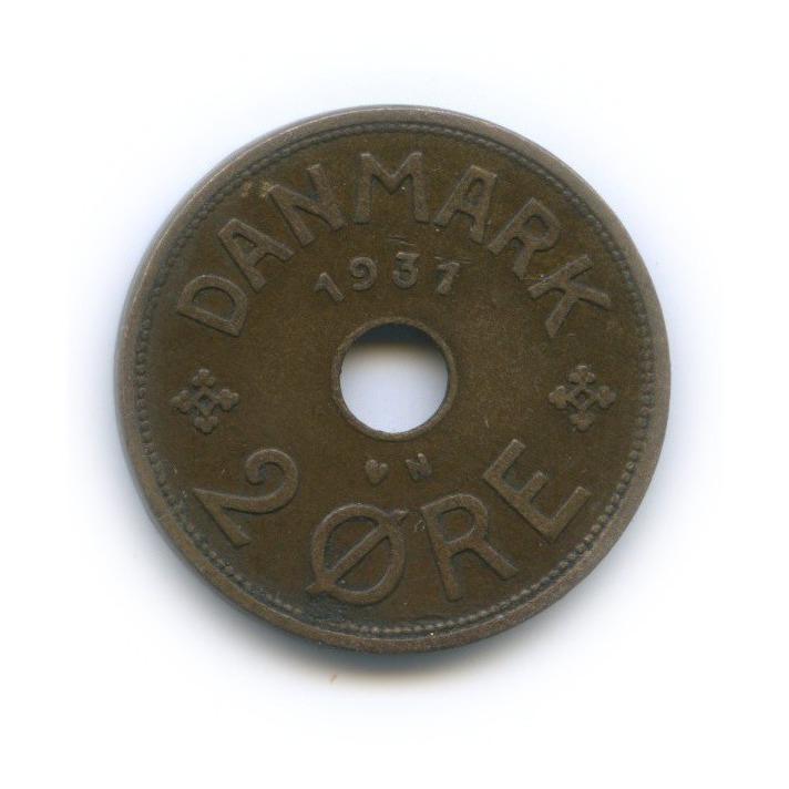 2 эре 1931 года (Дания)