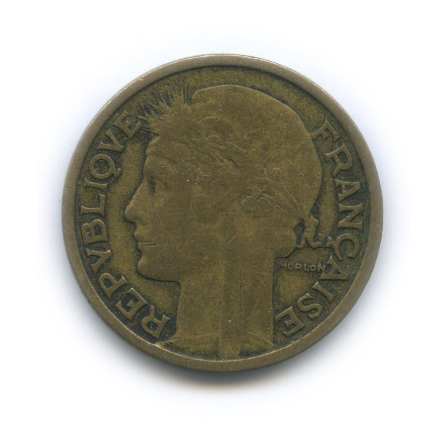 2 франка 1937 года (Франция)