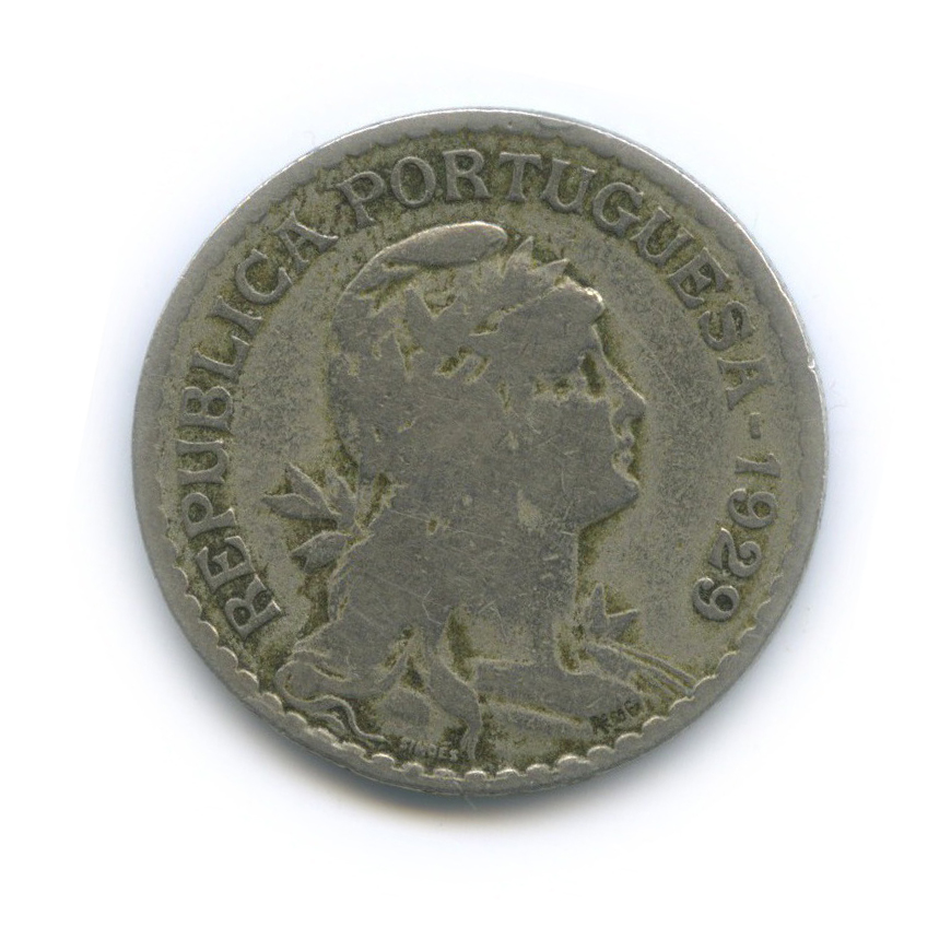 1 эскудо 1929 года (Португалия)