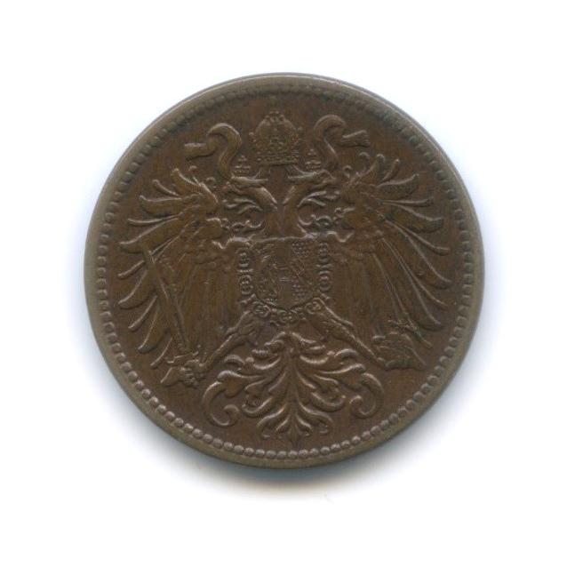 2 геллера 1914 года (Австрия)
