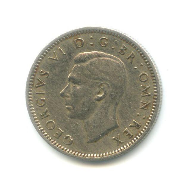 6 пенсов 1948 года (Великобритания)