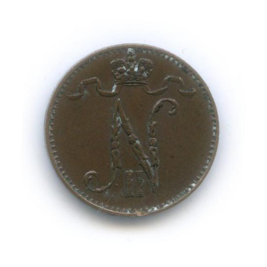 1 пенни 1895 года (Российская Империя)