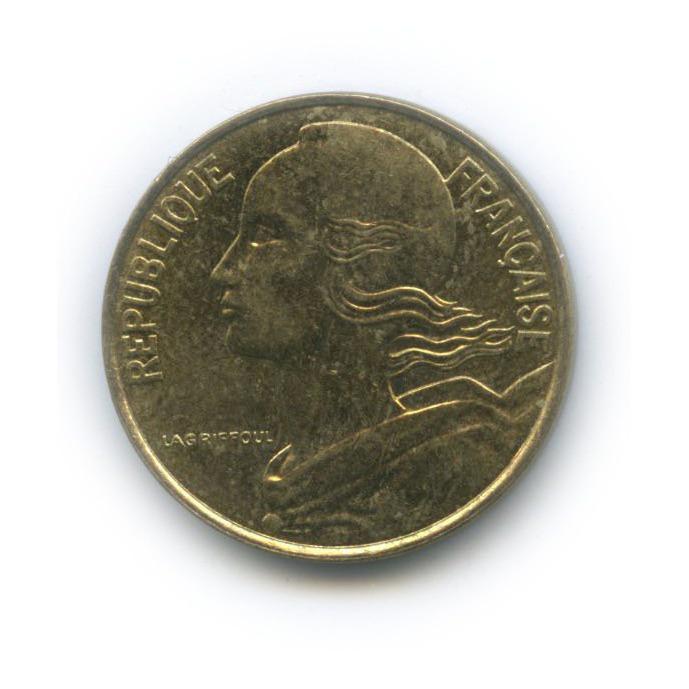 10 сантимов 1996 года (Франция)