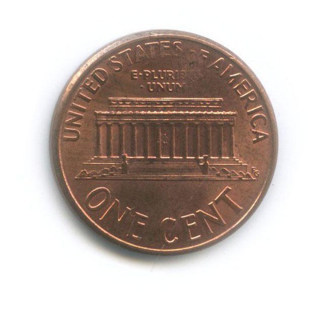 1 цент 2000 года (США)