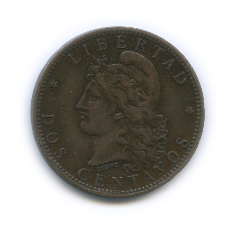 2 сентаво 1884 года (Аргентина)
