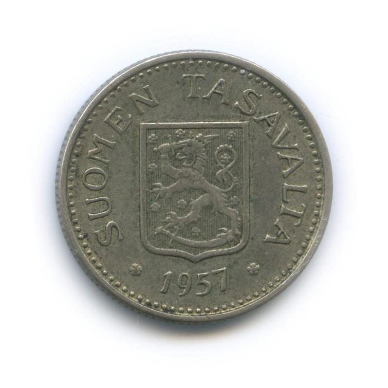 100 марок 1957 года (Финляндия)