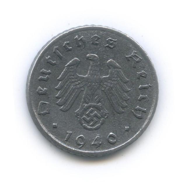5 рейхспфеннигов 1940 года A (Германия (Третий рейх))
