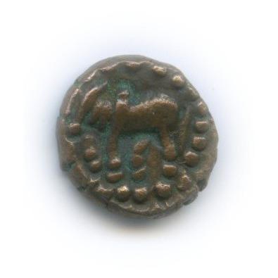 ½ какини булл— Княжество Нагас Падмавати (Индия)