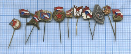 Набор знаков (Чехословакия)