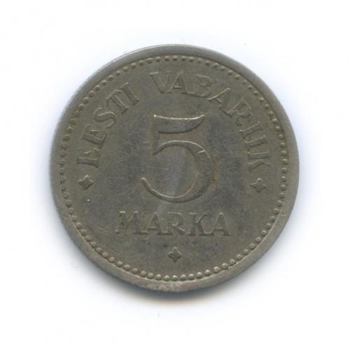 5 марок 1922 года (Эстония)