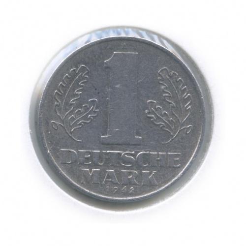 1 марка (в холдере) 1962 года (Германия (ГДР))