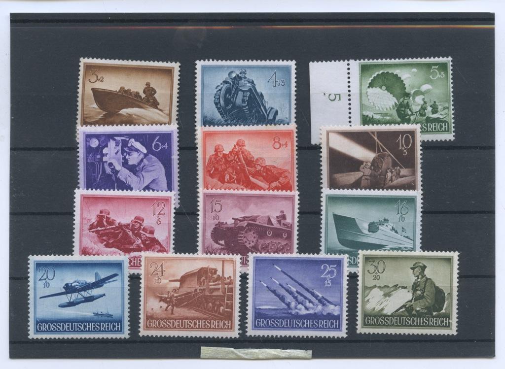 вид наборы марок фото украшения