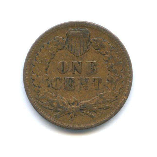 1 цент 1905 года (США)