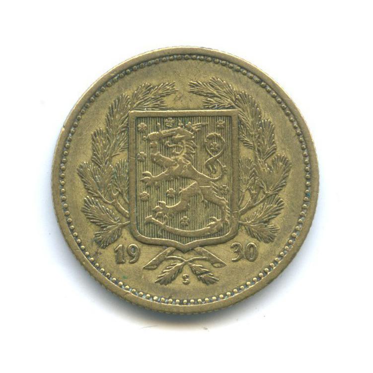 5 марок 1930 года (Финляндия)