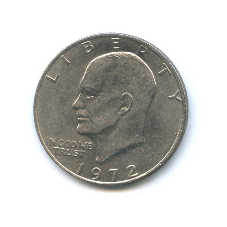 1 доллар 1972 года (США)