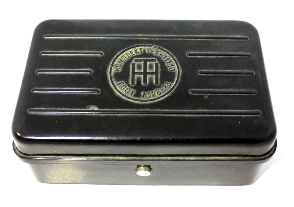 Комплект гирек, 10,5×4 см (СССР)