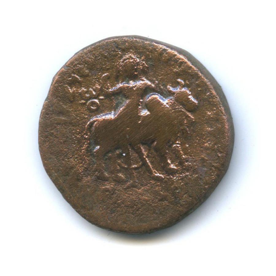 Тетрадрахма, Кушанское царство, Вим Кадфиз