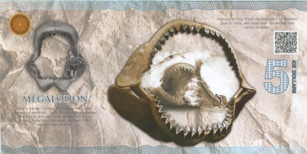 5 долларов (Ледниковый период) 2015 года
