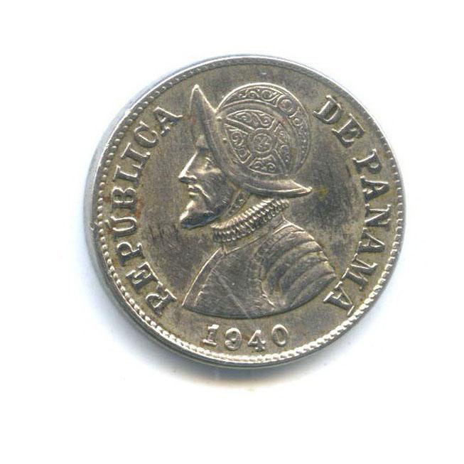 2½ сентесимо 1940 года (Панама)
