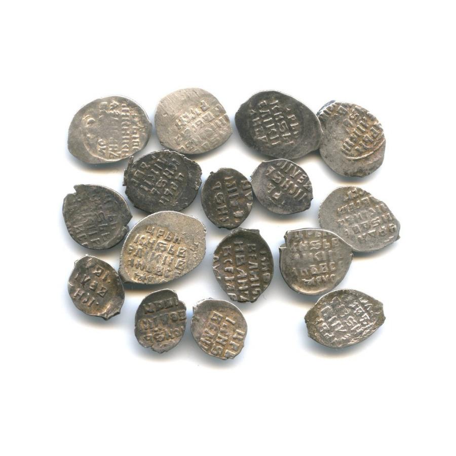 Разновидность чешуек монет фото