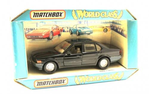 Модель автомобиля взаводской упаковке (13 см) 1993 года (Китай)