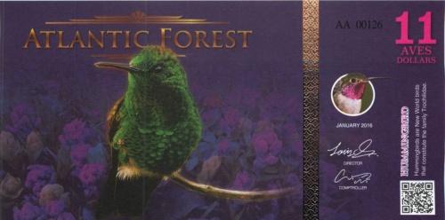 11 долларов (Атлантический лес)
