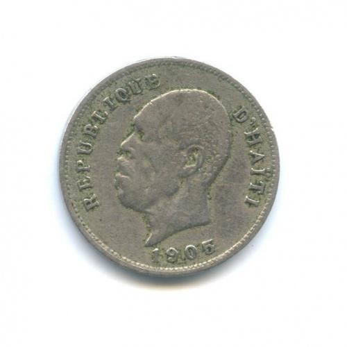 5 сантимов (Гаити) 1905 года