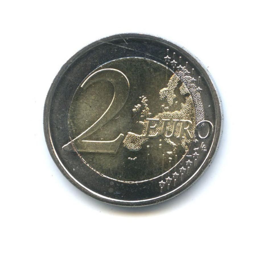 2 евро - 30 лет флагу Европы 2015 года А (Германия)