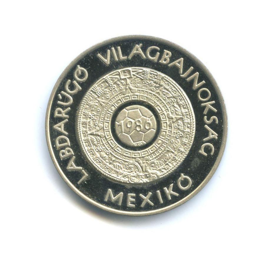 Жетон «Labdarugo Vilagbajnoksag Mexiko»