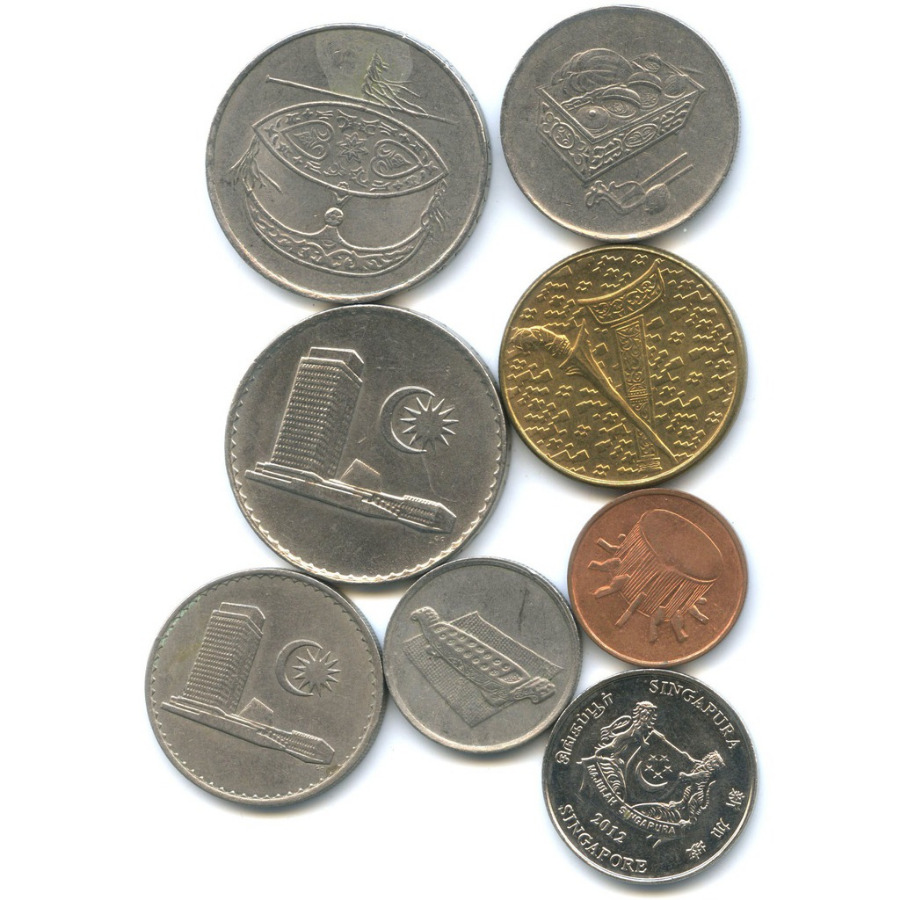 Набор монет (Малайзия)