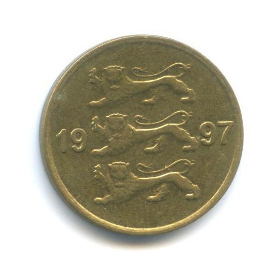 10 сентов 1997 года (Эстония)