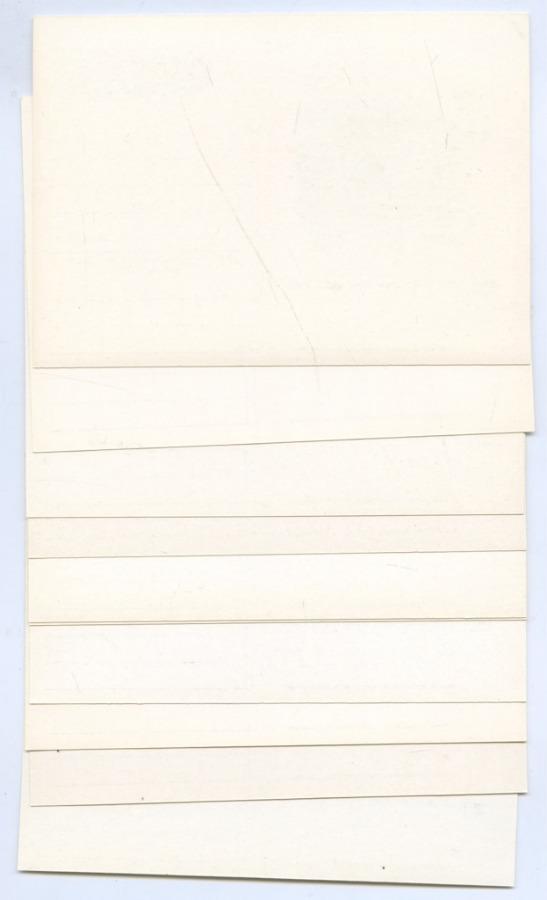 Набор почтовых открыток соригинальной маркой «Игры XXII Олимпиады», без повторов (10 шт.) (СССР)