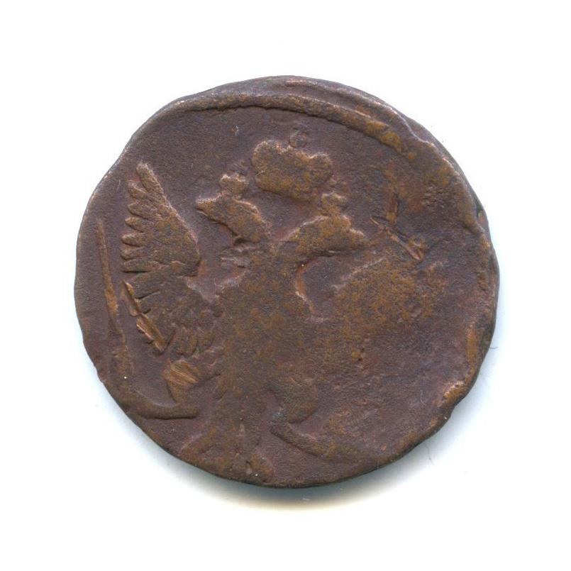 Денга (1/2 копейки) 1745 года (Российская Империя)