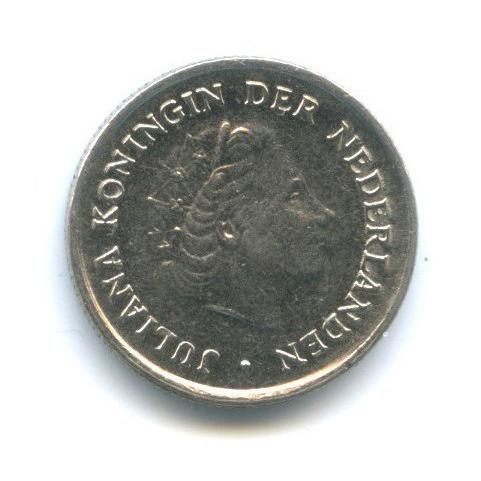 10 центов 1977 года (Нидерланды)