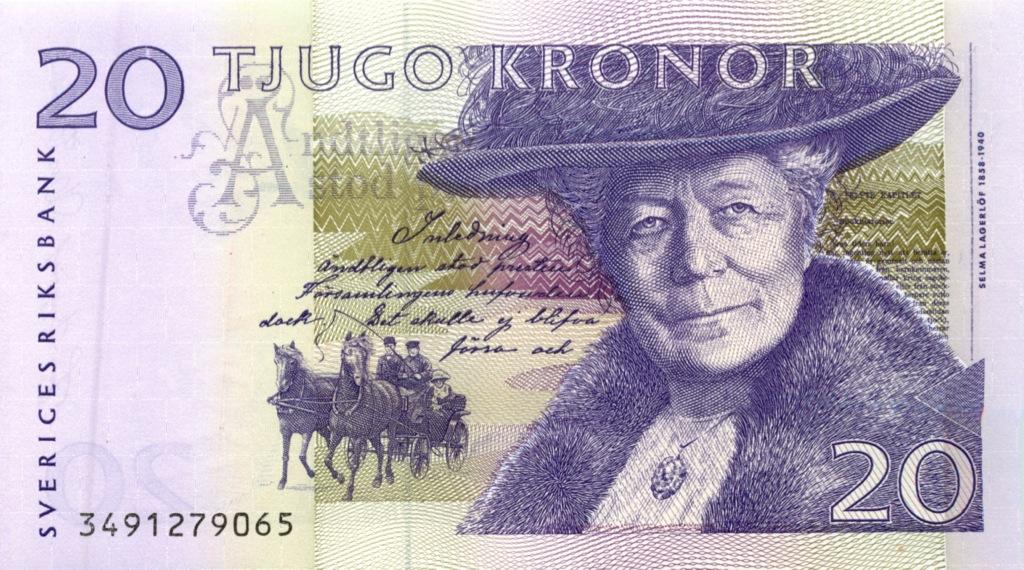 20 крон 1940 года (Швеция)